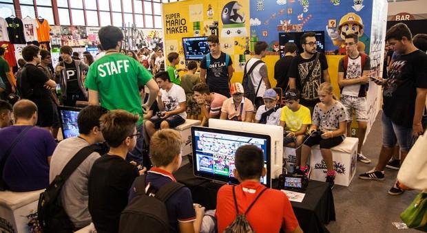 Napoli. Torna VideoGameShow alla Mostra: tre giorni tra YouTubers e gaming