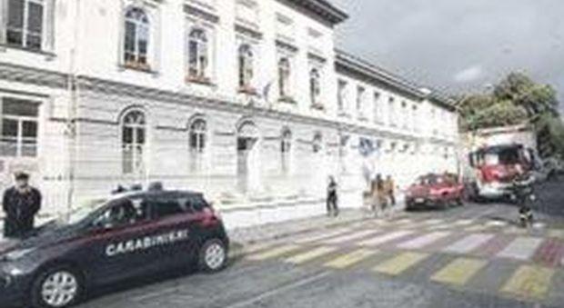 Maltempo a Caserta, torna il sereno ma aule vuote per verifiche statiche - Il Mattino