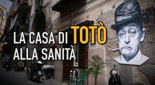 Segreti napoletani: a casa di Totò, il principe della risata