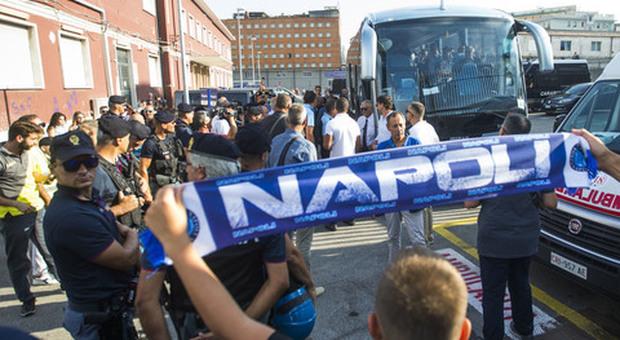 Torna la Serie A, l&#39;attesa di Napoli:<br /> &laquo;Speriamo Ancelotti ci porti lontano&raquo;