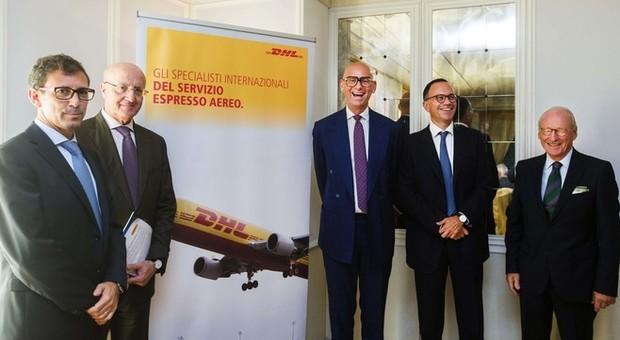 Dhl investe a Napoli: 10 milioni di euro per il Polo per il Sud in aeroporto