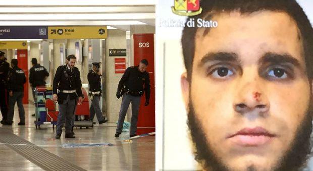 Milano, militari e agente accoltellati, Hosni indagato per terrorismo, verifiche su video postati sul web