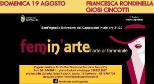 Rondinella e Cincotti, cantabili armonie a San'Agnello