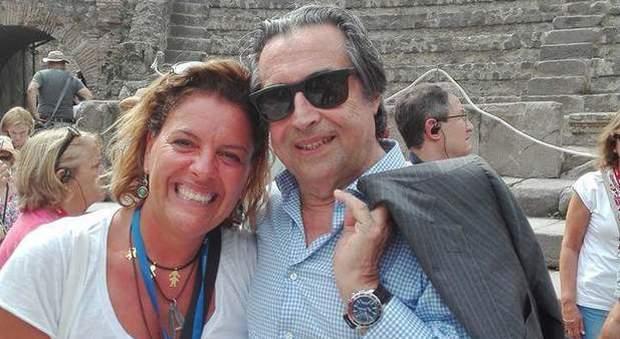 Il maestro Muti turista, ritorno a Pompei con famiglia