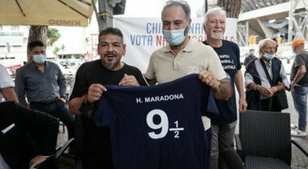 Comunali a Napoli, Hugo Maradona è un caso: si candida senza cittadinanza -  Il Mattino.it