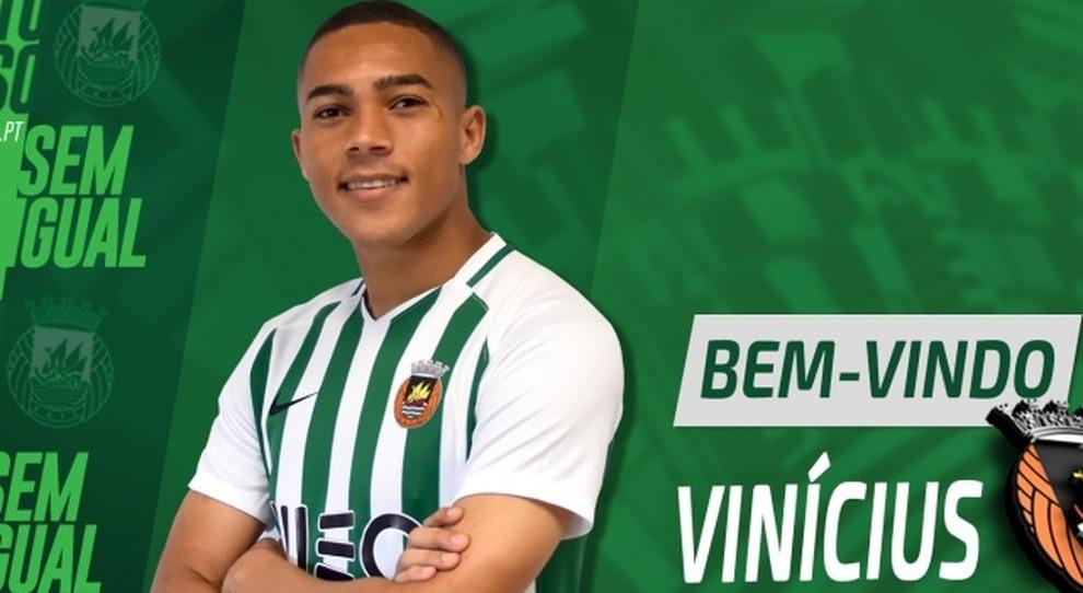 Il Napoli libera anche Vinicius:il centravanti in prestito al Rio ...