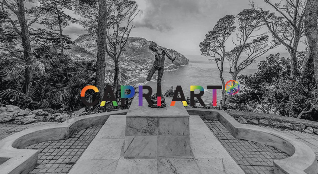 Capri Art* a Villa Lysis, arte come rivendicazione di genere - Il Mattino.it