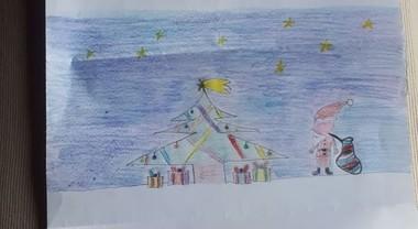 Risultati immagini per Napoli, i bimbi meno fortunati scrivono a Babbo Natale: «Fammi guarire»