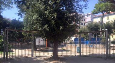 Napoli, Parco Mascagna tra rifiuti e degrado dopo solo quattro mesi dalla  riapertura - Il Mattino.it