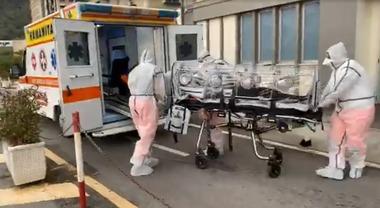 Coronavirus a Salerno, giovane in ospedalecon la febbre: «Sono tornato ora  dalla Cina» - Il Mattino.it
