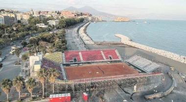 Il grande tennis dopo le Universiadi:Napoli in pole per la Coppa