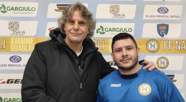 FF Napoli, arriva Foglia: è il Maradona del calcio a 5 - Il Mattino.it