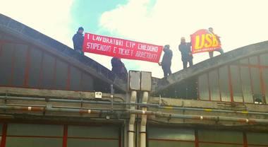 CTP Arzano lavoratori senza stipendio