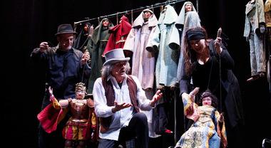 Burattini nel verde: da Castellammare a Vico Equense continua lo storico  festival del teatro di figura - Il Mattino.it