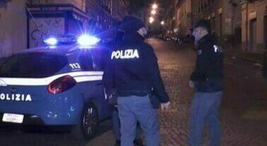 Napoli, borgo Sant'Antonio Abate: sequestrati una pistola e «botti» illegali  - Il Mattino.it