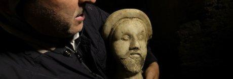 Il ventre di Napoli fa riaffiorare il volto di un guerriero mongolo
