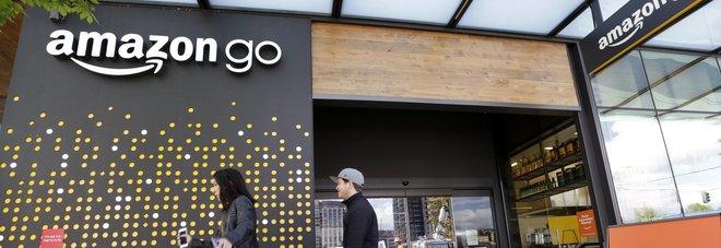 Il primo negozio Amazon senza cassa a Seattle