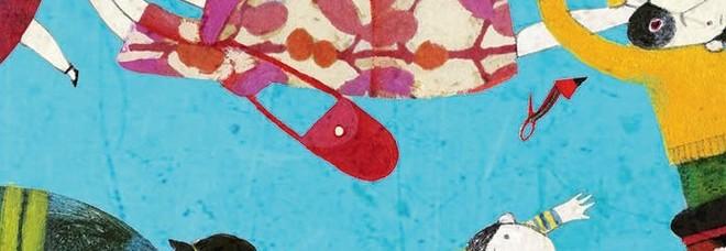 Tutti giù per aria:  l'esordio di Rosella Postorino nella letteratura per ragazzi