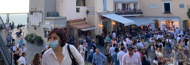 Covid, la svolta di Capri per l'estate: tamponi a tutti gli ospiti degli alberghi
