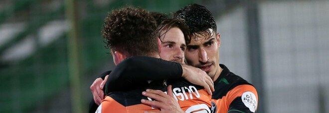 Venezia-Reggiana 2-1, gli americani sognano la Serie A