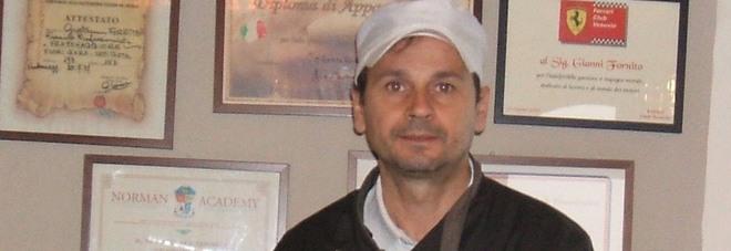 pizzaiolo frattese, Gianni Fornito, premiato per i migliori prodotti di qualità e accoglienza
