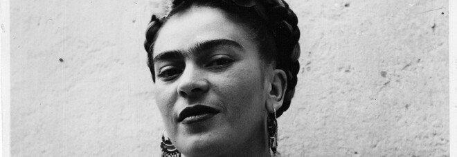 Frida Kahlo al Pan di Napoli in mostra dal 3 maggio