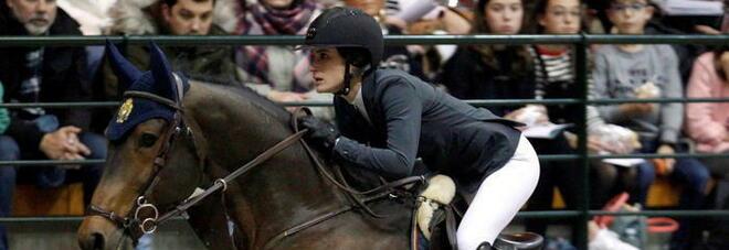 Olimpiadi, la figlia di Bruce Springsteen fuori dalla finale nell' equitazione
