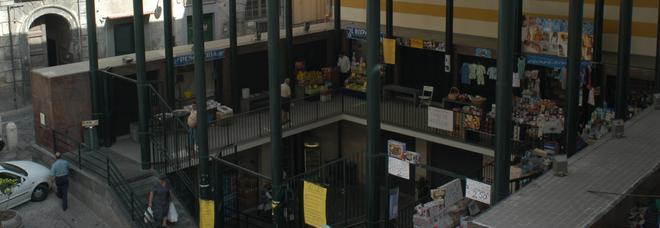 Il mercatino di Sant'Anna di Palazzo