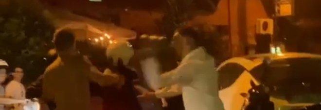 Bacoli, maxirissa tra minori a Miliscola identificati e denunciati 9 ragazzi