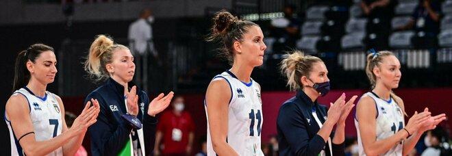 Pallavolo, Serbia-Italia diretta dalle ore 10: le azzurre a caccia della semifinale