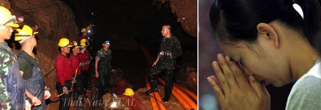 Thailandia, è allarme ossigeno. Ragazzi non pronti a immersione. E nuove piogge sono in arrivo