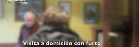 Dottoressa ladra rubava a casa di un anziano paziente a Torino