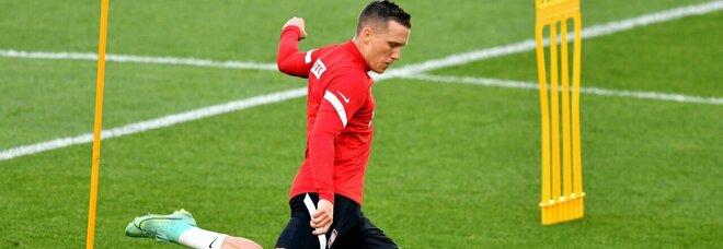 Polonia-Slovacchia è derby di Napoli: Hamsik e Lobotka sfidano Zielinski