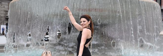 Napoli Fashion Week, per la rassegna dello stile un tuffo nelle fontane storiche