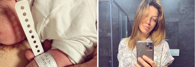 Roberta Mercurio di Temptation Island è diventata mamma (Instagram)