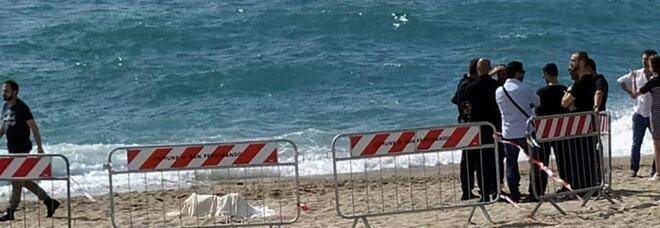 Cadavere in mare a Lignano