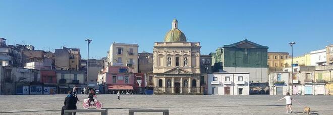 Napoli, nasce il tavolo operativo per Piazza Mercato: c'è il form online