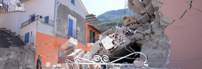 Interventi post sisma a Ischia si mobilita anche il Cfs