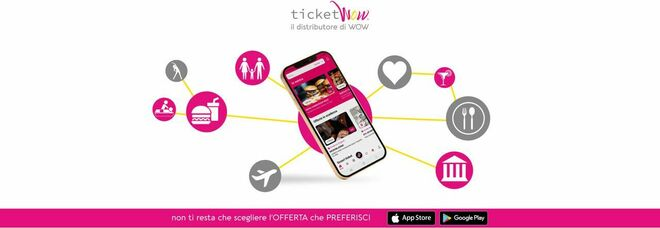 TicketWow: la piattaforma che connette offerta commerciale con il consumatore