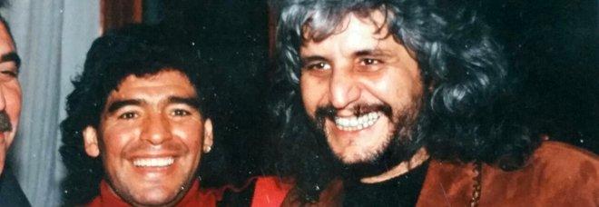 Maradona e Pino Daniele, amici geniali di Napoli: «Noi due, i ribelli del Sud»