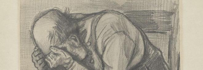 Nel museo di Amsterdam sarà esposto il disegno inedito di Vincent van Gogh
