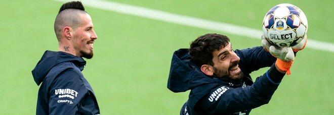 Hamsik ricomincia dalla Turchia: Marek non ha intenzione di mollare