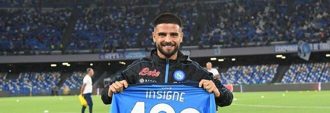 Napoli, 400 volte con Insigne: «Che emozione questa maglia»