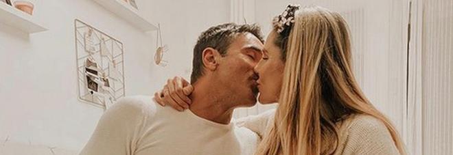 Ivana Icardi e Hugo Martin Sierra (Instagram)