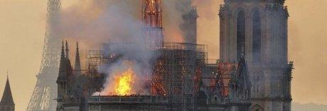 «Notre Dame, i nostri operai fumavano sulle impalcature»