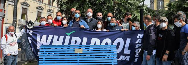Whirlpool, Todde ai sindacati: «Tavolo il 23 giugno, salvare il lavoro»