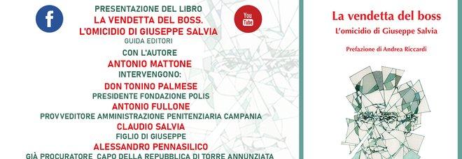 Fondazione Polis, il libro di Mattone dedicato a Giuseppe Salvia