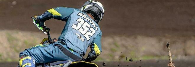 Morto Alex Harvill: incidente choc del motociclista che cercava di stabilire un salto da record