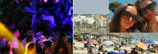 Spagna, due ragazze positive in vacanza. Quarantena in Covid Hotel: «È terribile, il cibo fa schifo e siamo rimaste senza acqua»