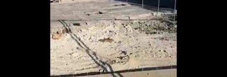 Napoli, orrore a piazza Garibaldi: «Lo stazionamento invaso dai topi»